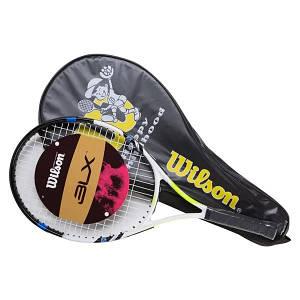 Ракетка Wilson W-23BLX для великого тенісу підліткова