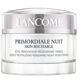 Lancome Primordiale Nuit Skin Recharge Ночной антивозрастной крем при первых признаках старения 50 ml