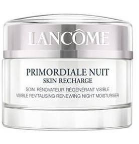 Lancome Primordiale Nuit Skin Recharge Ночной антивозрастной крем при первых признаках старения 50 ml, фото 2