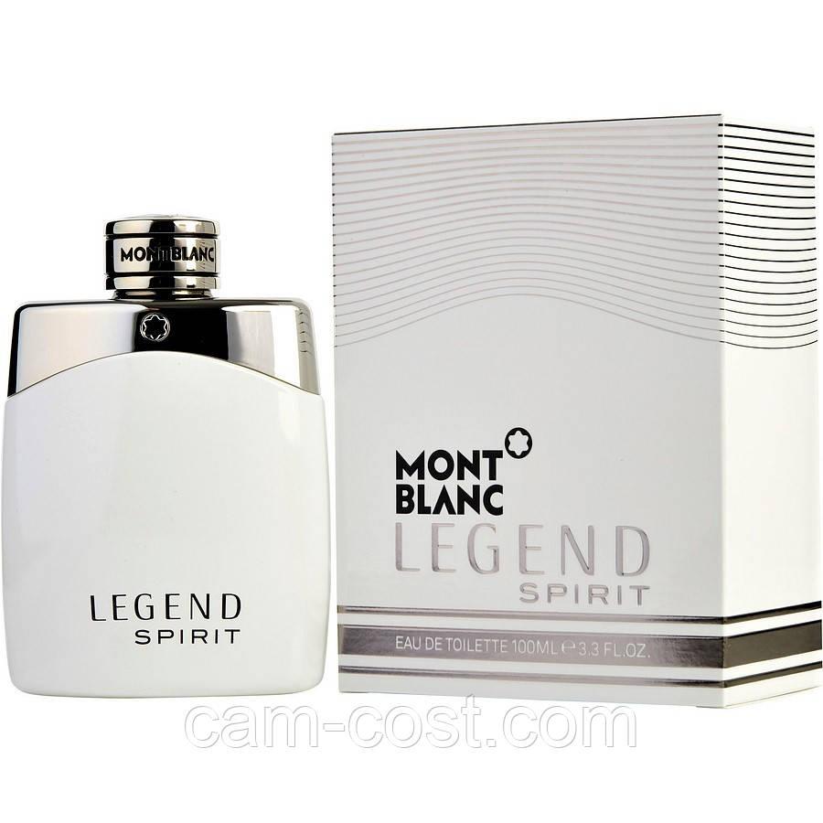 Montblanc Legend Spirit edt (ORIGINAL) 100 ml