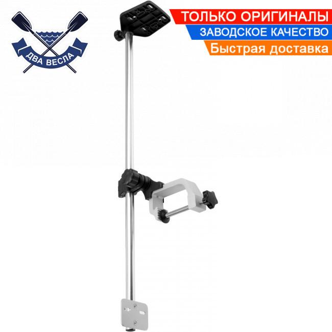 Универсальный держатель крепление струбцина Shine KP-F-506 для эхолота и датчика трансдъюсера эхолота