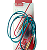 Аудио кабель AUX 3.5-3.5 1m orange pink white blue XF-13, фото 3