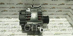 Генератор Citroen Berlingo C3 C4 C5 Peugeot 207 208 308 3008 508 Partner 1.4 1.6 бензин от 2009г.в +