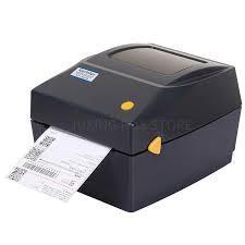 Принтер этикеток (Новая почта) XPrinter XP-460b (термо, 104 мм)