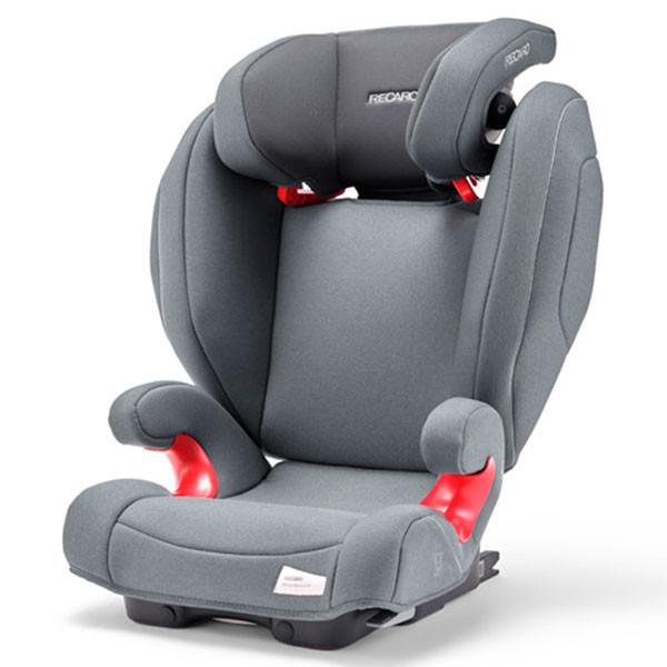 Автокресло RECARO Monza Nova Seatfix 2 Группа 2/3
