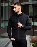 Ветровка мужская Puma Soft Shell х black   куртка весенняя / осенняя ЛЮКС качества
