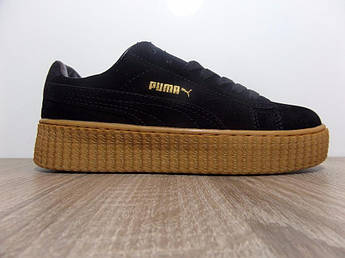Женские кроссовки Puma Creeper by Rihanna размер 36 (23см)