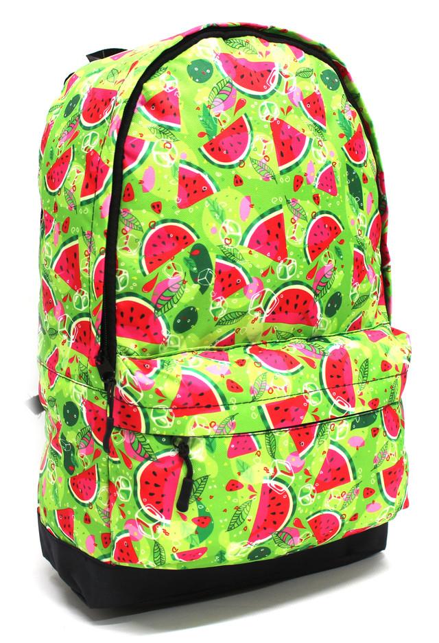 Городской молодежный рюкзак с принтами YR 205