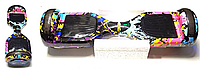 "Гироскутер Smart Balance Wheel 6,5"" Гироборд клякса"