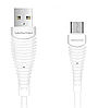 Кабель USB MicroUSB 1A WUW X75 1m Charge Cable, фото 6