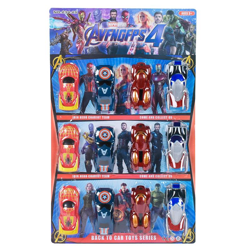 Игрушечная машинка супергероя 234-25