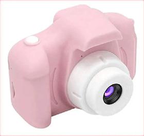 Цифровий дитячий фотоапарат KIDS Camera KVR-001 (X200) Рожевий