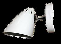 Світильник настінний бра білий 60В Е27 IP20 DINO (30шт/ящ) ТМ LUMANO