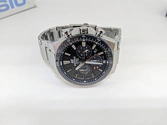 Часы Casio EQS-800CDB Оригинал с солнечной панелью