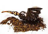 Необычная трубка для курения уникальной формы Freehand из бриара высокого качества прямоток, фото 3