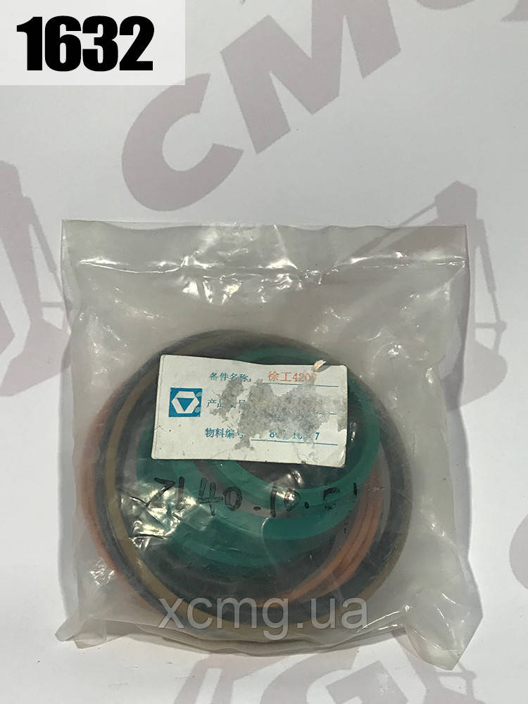 Ремкомплект цилиндра ZL40.10.01 фронтального погрузчика ZL50G