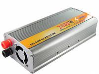 Преобразователь авто инвертор 12V-220V 2000W! Хит продаж