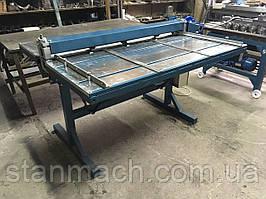 Эволюционер ™ РС 1250х4 Станок для продольно-поперечной резки металла (штрипсорез)