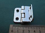 Нержавіюча петля кутова 35х38х2 мм, фото 2
