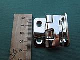 Нержавіюча петля кутова 35х38х2 мм, фото 3