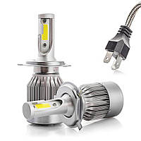 Светодиодные лампы фар C6-18W led headlight-H7! Хит продаж