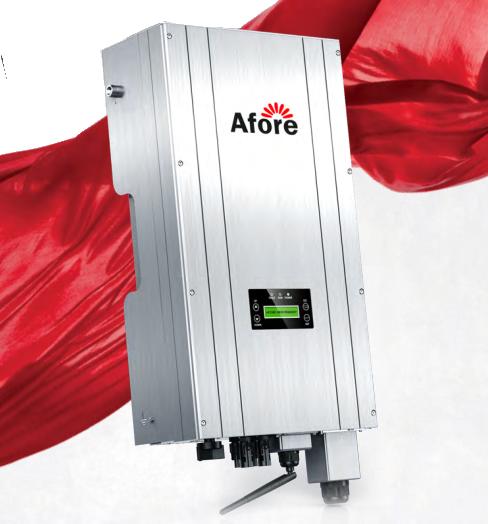 Інвертор мережевий трьохфазний Afore BNT015KTL, 15кВт