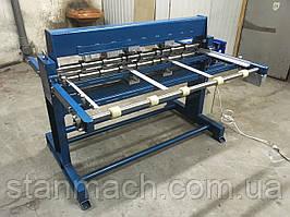 Эволюционер ™  РС 1250х12 Станок для продольно-поперечной резки металла  (штрипсорез)