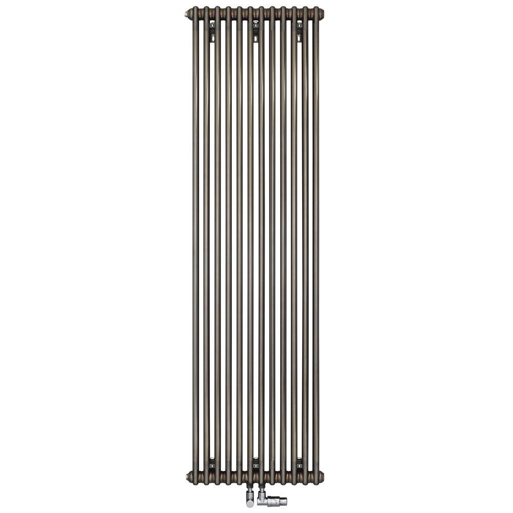 Zehnder Charleston Радиатор отопления 460 x 1792, Technoline арт.2180-10-0325-3470-SMB