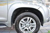 Расширители колесных арок Toyota LC150 Prado