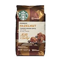Кофе Starbucks Hazelnut Flavored Medium Roast Ground Coffee, 311g