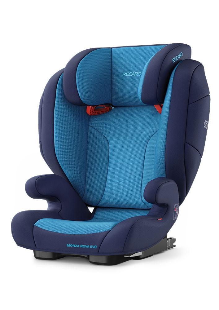 Автокресло RECARO Monza Nova EVO SeatFix Группа 2/3