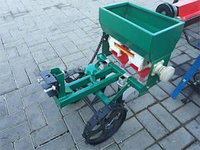 Сеялка зерновая С2 для мотоблока