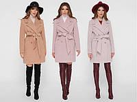Пальто жіноче демісезонне, фото 1