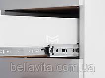 """Манікюрний стіл M100 """"Естет"""" білий c висувними ящиками, фото 3"""