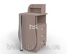"""Манікюрний стіл-трансформер M103K """"Естет компакт №3"""", фото 2"""