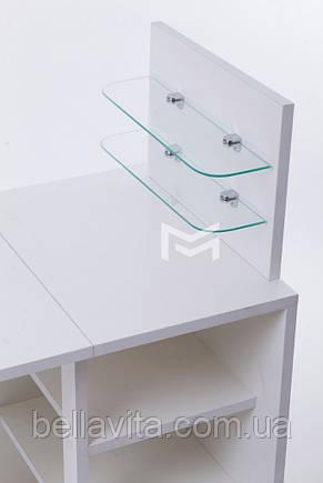 """Маникюрный стол-трансформер M109 """"Эконом плюс"""", фото 2"""