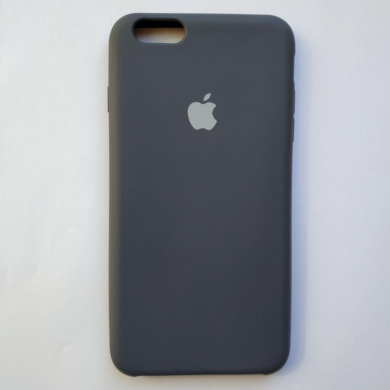 Накладка Silicone Case для Apple iPhone 6 Plus iPhone 6S Plus Midnight Blue