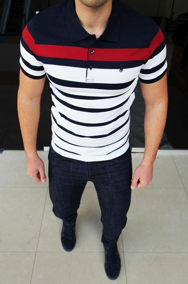 Мужская футболка Polo Ralph Lauren