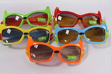Дитячі сонцезахисні окуляри для хлопчика 1 шт.