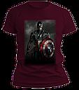 Чоловіча футболка. Капітан Америка, фото 2