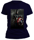 Чоловіча футболка. Капітан Америка, фото 5