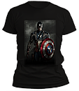 Чоловіча футболка. Капітан Америка, фото 3