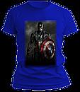 Чоловіча футболка. Капітан Америка, фото 4