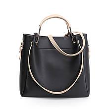 Женская сумка  Briana черная