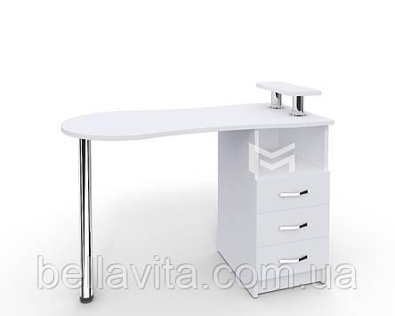 "Стол для маникюра M102 ""Эстет №2"", фото 2"