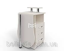 """Стол для маникюра M102 K """"Эстет №2"""" компакт, фото 3"""