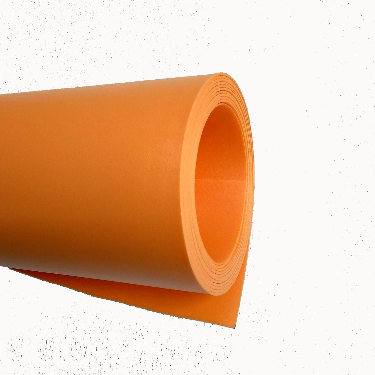 Изолон 500 ППЕ  2 мм, оранжевый
