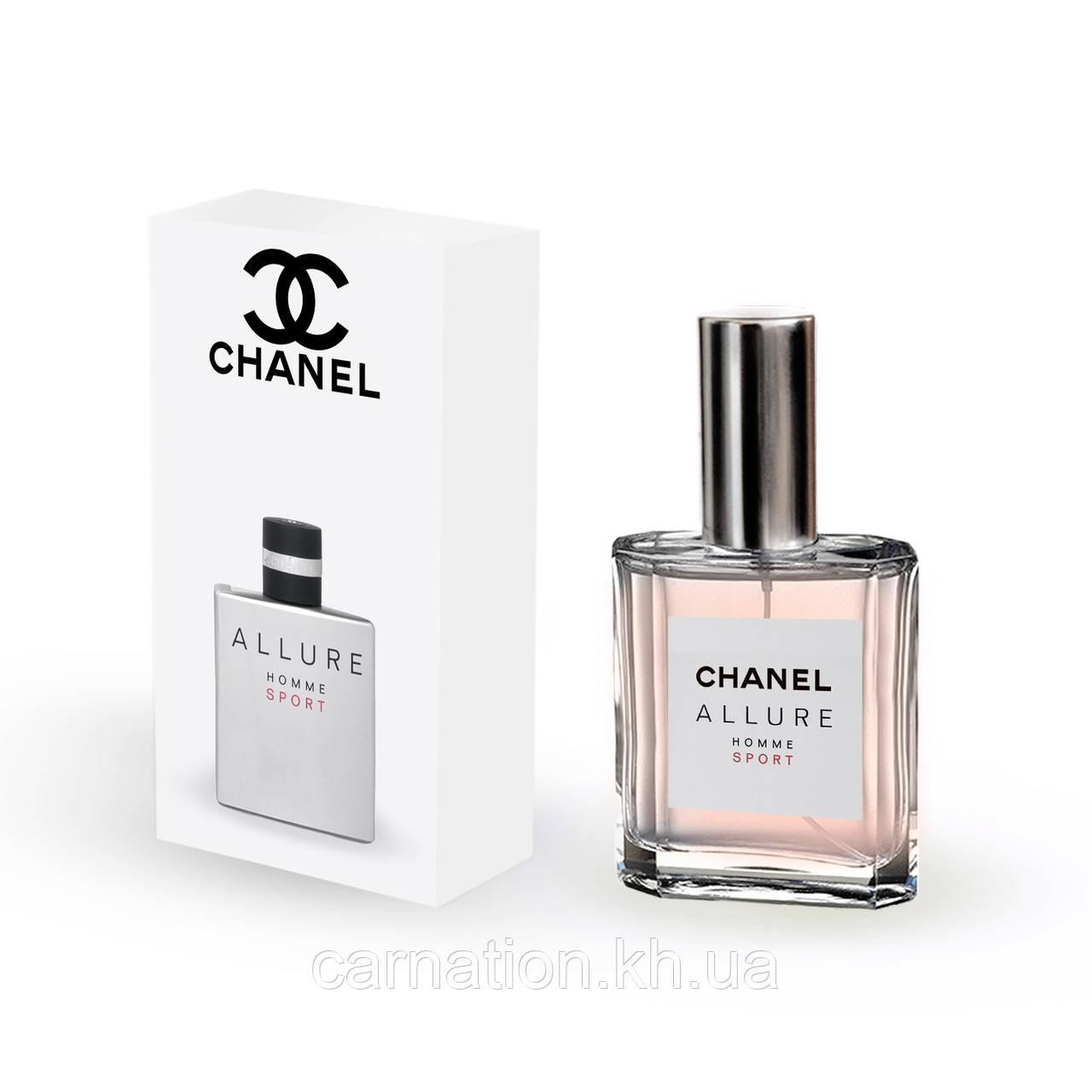 Чоловічий міні парфум Chanel Allure homme Sport 35 мл