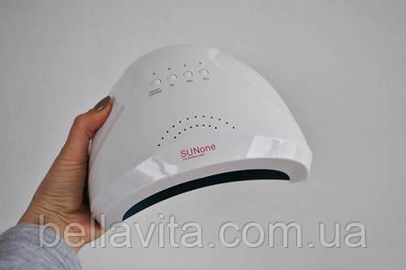 Профессиональная УФ лампа UV/LED SUNone, фото 2