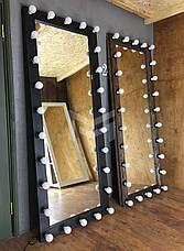 Дзеркало CARDEA з підсвічуванням по колу в повний зріст, фото 2